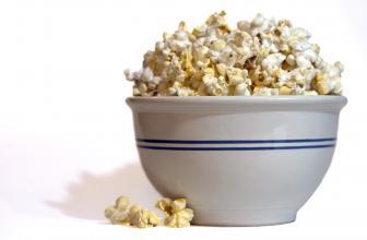 Popcorn Diéta – Rágcsálva Fogyhatsz
