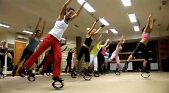 Hozd Magad Formába az Ugrálós Cipővel! Videó!