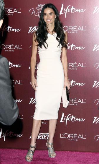 Mi Áll Demi Moore Fogyása Hátterében?