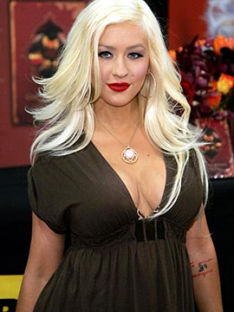 Mintaétrend Christina Aguilera Diétájáról